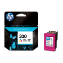 HP 300 Tri Colour Ink Cartridge (CC643EE) Original