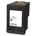 HP 300XL Black Ink Cartridge (CC641EE) Remanufactured