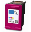 HP 300XL Tri Colour Ink Cartridge (CC644EE) Remanufactured