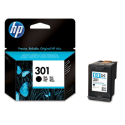 HP 301 Black Ink Cartridge (CH561EE) Original