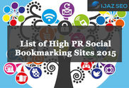 HIGH PR CLASSIFIED SITES, SOCIAL BOOKMARKING SITES LIST 2015