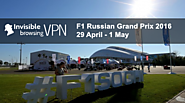How to watch Russian Grand Prix 2016 live online