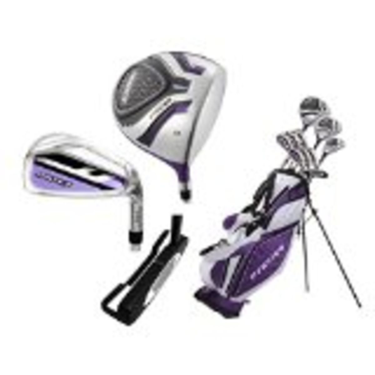 Headline for Best-Rated Ladies Left Handed Golf Club Complete Sets On Sale - Reviews And Ratings