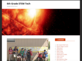 6th Grade STEM Tech › Mr. Trevino