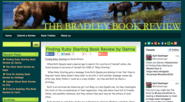 The Bradley Book Review - April Gastinger