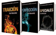Nissaga Traición (Traición, Perfección, Especiales, Extras) d'Scott Westerfeld