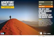 Adventure Travel Show at Olympia, London 17-18 January 2015