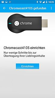 Guide: Alles streamen mit dem HDMI-Dongle Google Chromecast | Juli 2015