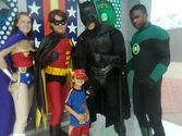 How to Hold a Kids' Birthday Party With a Justice League Theme | eHow