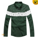 Mens Long Sleeve Shirt CW1295 - cwmalls.com