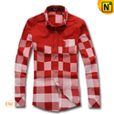 Mens Long Sleeve Shirts CW130022