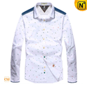 Mens Premium Button Down Cotton Shirts CW114705
