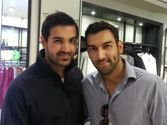 John Abraham Look-alike