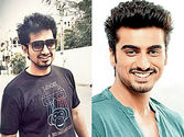 Arjun Kapoor Look-alike