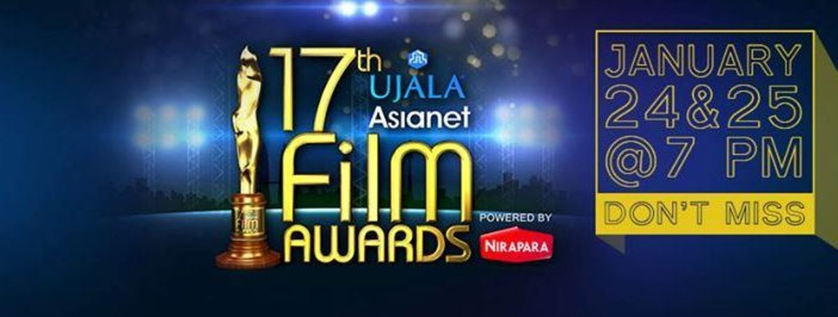 Headline for Asianet Film Awards 2015