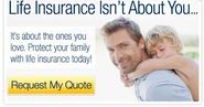 Who can you insure for life insurance?