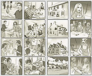 Storyboards for CLIL Video Challenges