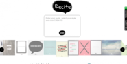 Recite.com - Create beautiful visual quotes as images