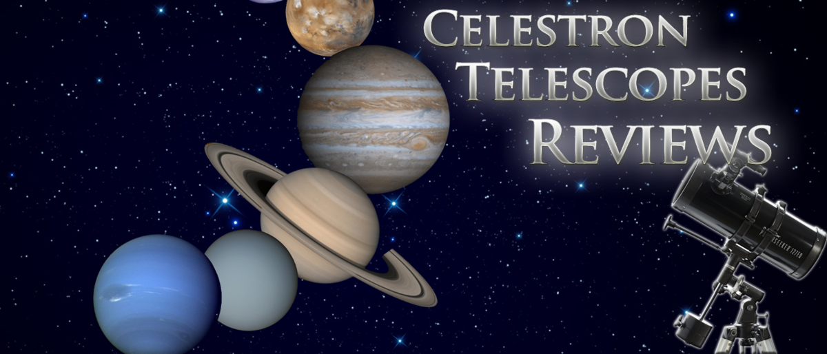 Headline for Best Celestron Telescopes Reviews