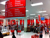 In-store signage