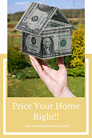 Smart Thoughts On Pricing Your Home For Sale