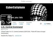 In Twitter hack, Pentagon learns perils of social media exposure