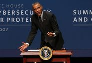 Obama Signs Executive Order Encouraging Private-Sector Companies To Share Cyber Security Information