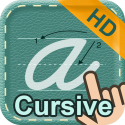 Cursive Writing HD By Jiwoo Studio
