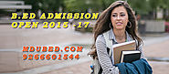 B.Ed From Dr. C.V. Raman University | B.Ed Admission | Dr. C.V. Raman University