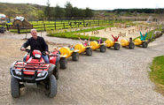 Fun Things to do with Kids in Galway - Loughwell Play Centre & Pet Farm Moycullen Galway