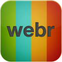 Webr - Create beautiful websites in minutes By Lazy Appz