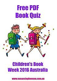 Children's Book Week 2016 Australia – Free PDF Book Quiz