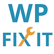 WP Fix It (@wpfixitfast)