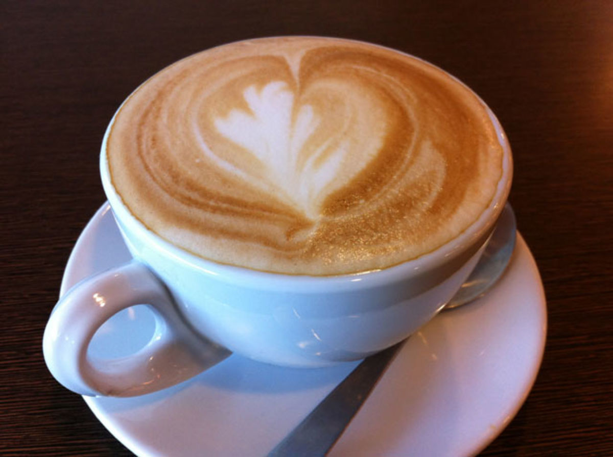 best coffee machine for lattes