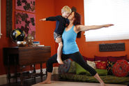 Yoga Tips for Busy Moms - momfilter