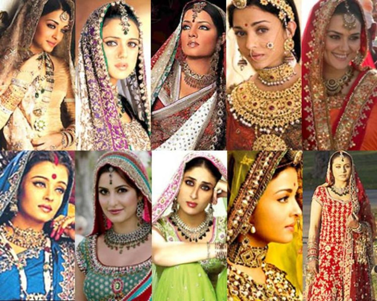 Headline for Beautiful Brides of Bollywood