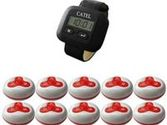 Wireless Waiter Buzzer Ordering System on Pinterest
