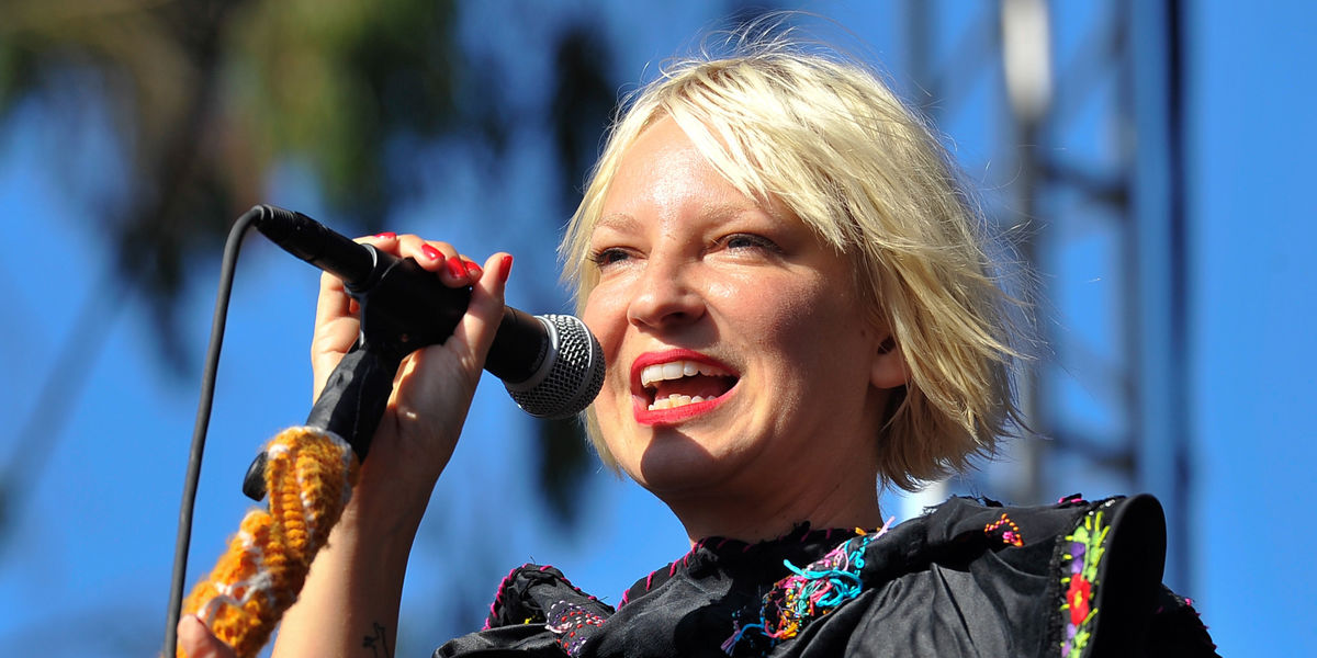 Headline for 10 Sensational Songs by Sia