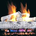 Best Gas Fireplace Logs in Birch 2015 | Learnist