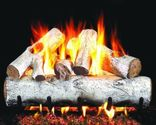 Best Gas Fireplace Logs in Birch - Tackk