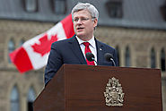 The Harper government and evangelical capitalism