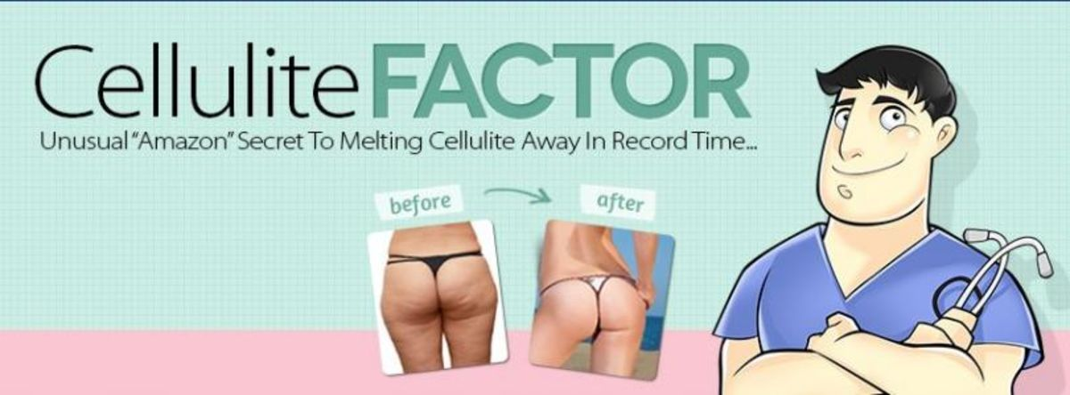 Headline for Best Cellulite Factor Solution 2015