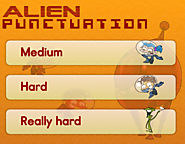 Alien Punctuation
