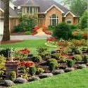 Gardening or landscaping your yard