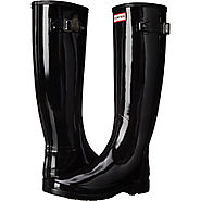 Hunter Original Refined Gloss Boot for Women