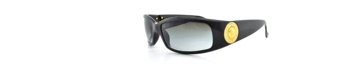 Headline for Cheap Mens Biggie Black Versace Sunglasses
