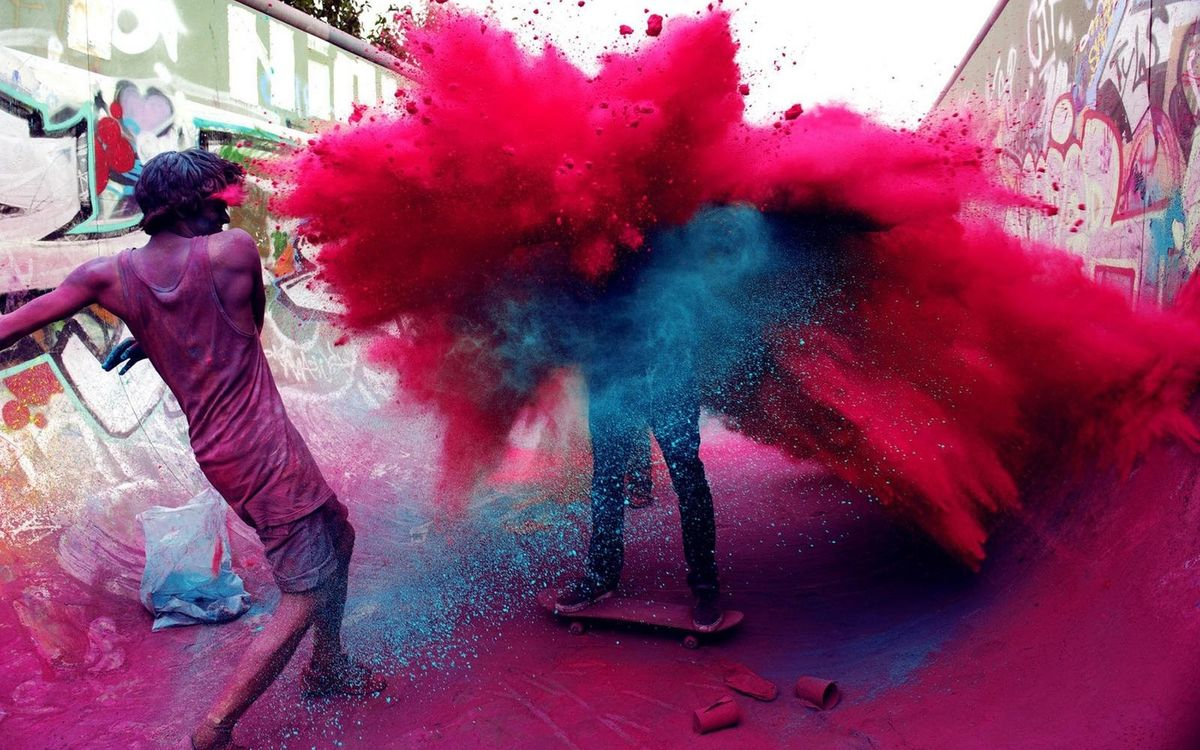 Headline for 8 Important Safety Tips For Holi