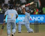 Yuvraj Singh's iconic sixth six off Stuart Broad in one over.
