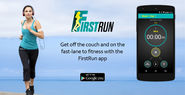 Do you love to keep yourself fit? Try FirstRun
