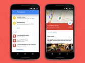 My Maps: Google takes the maps application to a complete new custom level